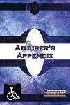 RPG Item: Alliterative Amusements: Abjurer's Appendix