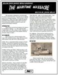 RPG Item: The Maritime Massacre