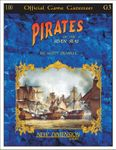 RPG Item: Supplement G3: Pirates of the Seven Seas
