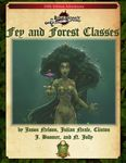RPG Item: Fey and Forest Classes