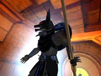 Character: Anubis