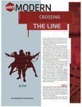 RPG Item: Crossing the Line