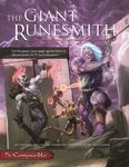 RPG Item: The Giant Runesmith