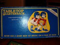 Board Game: Tabletop Quarterback