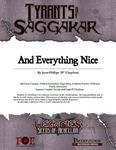 RPG Item: ToS1-06: And Everything Nice