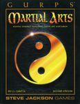 RPG Item: GURPS Martial Arts (Second Edition)