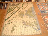 Board Game: The Campaigns of Robert E. Lee