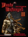 RPG Item: Feats Reforged Vol. III: The Combat Feats
