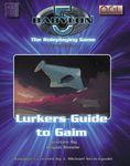 RPG Item: The Lurkers Guide to Gaim