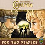 Board Game: Caverna: Cave vs Cave