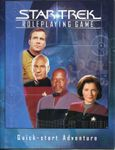 RPG Item: Star Trek Roleplaying Game Quick-start Adventure