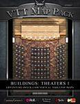 RPG Item: VTT Map Pack: Buildings: Theaters 1
