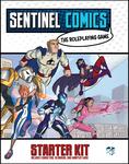 RPG Item: Sentinel Comics: The Roleplaying Game – Starter Kit