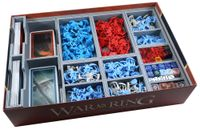Board Game Accessory: War of the Ring: Second Edition – Folded Space Insert