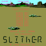 Video Game: Slither