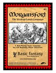 RPG Item: BF1: Morgansfort: The Western Lands Campaign