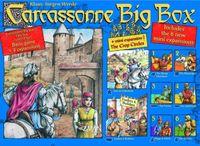 Board Game: Carcassonne Big Box 4
