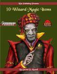 RPG Item: 10 Wizard Magic Items