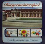Board Game: Bürgermeisterspiel: Werde Bürgermeister in Potsdam