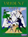 RPG Item: Trident City Sourcebook (ICONS)