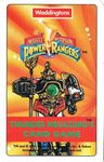 Board Game: Thunder Megazord's Card Game