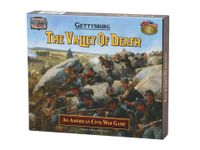 Board Game: Gettysburg: The Valley Of Death