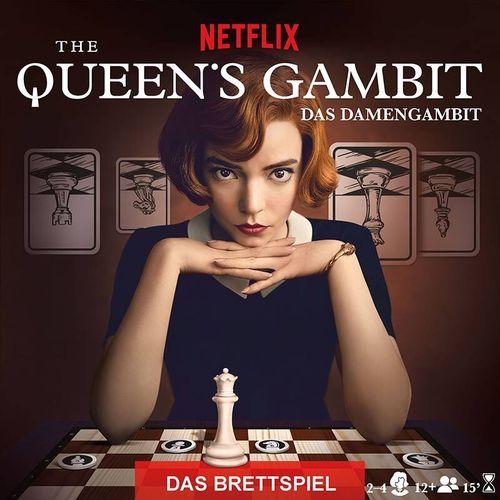 Board Game: The Queen's Gambit: Das Damengambit