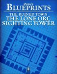 RPG Item: 0one's Blueprints: The Ruined Town, The Lone Orc Sighting Tower