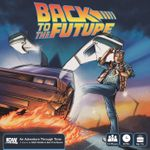 Board Game: Back to the Future: An Adventure Through Time