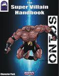 RPG Item: The Super Villain Handbook Character Pack: Ontos