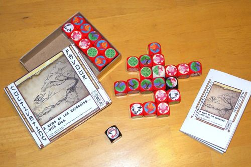 Board Game: Cultivating Favour