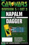 Board Game: Car Wars Fifth Edition Starter Set, Division 5 - Set 3
