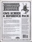 RPG Item: GM's Screen & Reference Pack