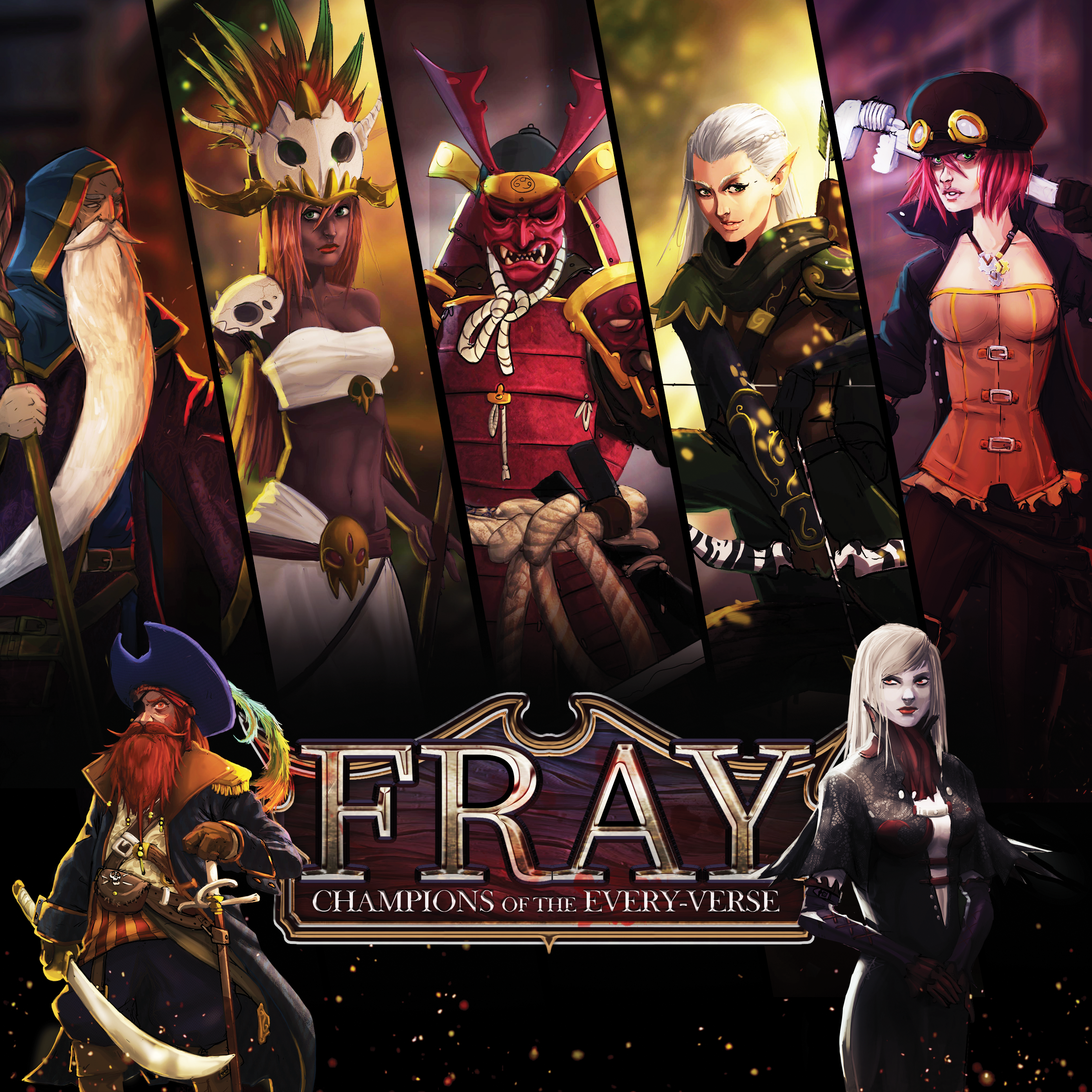 Fray: Champions of the Every-Verse