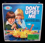 Board Game: Don't Upset Me