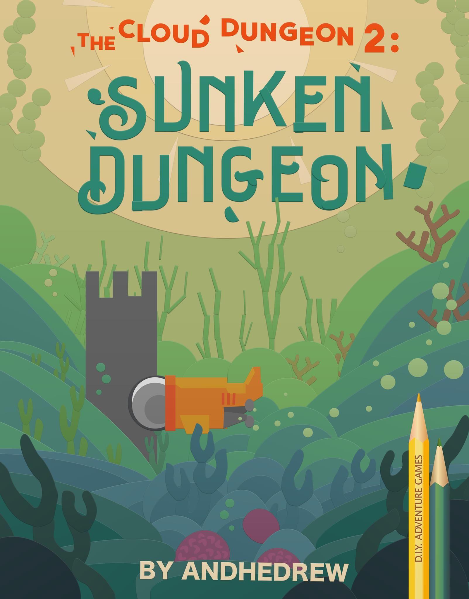 The Cloud Dungeon 2: Sunken Dungeon