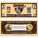Board Game: Munchkin Panic: Instant Gratification Promo