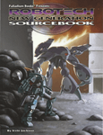 RPG Item: Robotech: The New Generation Sourcebook
