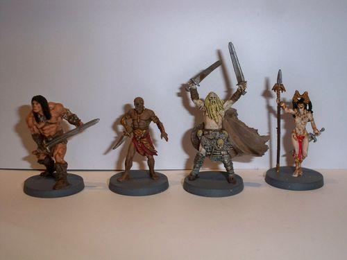 Board Game: Conan