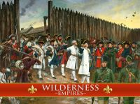 Board Game: Wilderness Empires