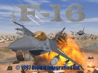 Video Game: F-16 Fighting Falcon