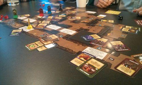 Board Game: Skulldug!