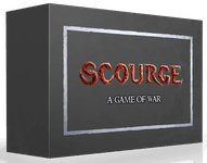Board Game: Scourge: A Game of War