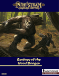 RPG Item: Ecology of the Wood Booger