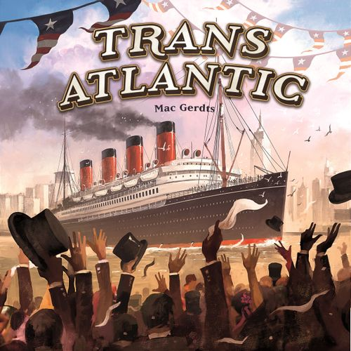 トランスアトランティック(Transatlantic):パッケージ