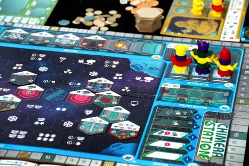 Board Game: Chimera Station