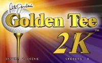 Video Game: Golden Tee 2k
