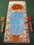 Board Game: Caveman Curling