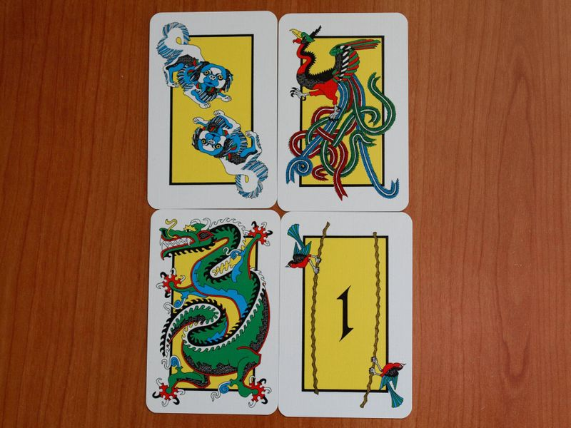 special cards in Tichu