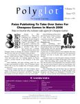 Issue: Polyglot (Volume 1, Issue 25 - Feb 2006)